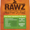 Rawz pet dog food