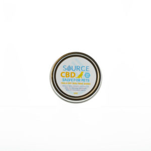 pet cbd salve